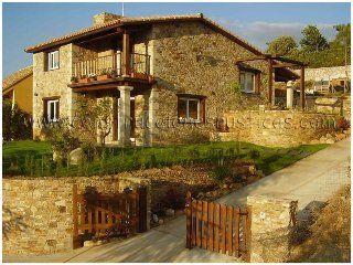 Construcciones r sticas gallegas casas r sticas de piedra dise os granada casas r sticas Diseno de casas rusticas