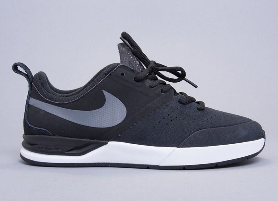 015344f1fe93 Nike SB Project BA in Black Dark Grey is a surprise release Monday
