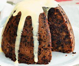 What is a recipe for plum pudding sauce?