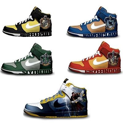 Harry Potter Nike Dunks