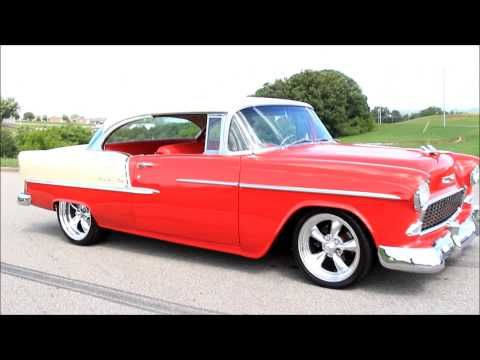 1955 Chevrolet Bel Air Classic Cars Muscle Cars For Sale In