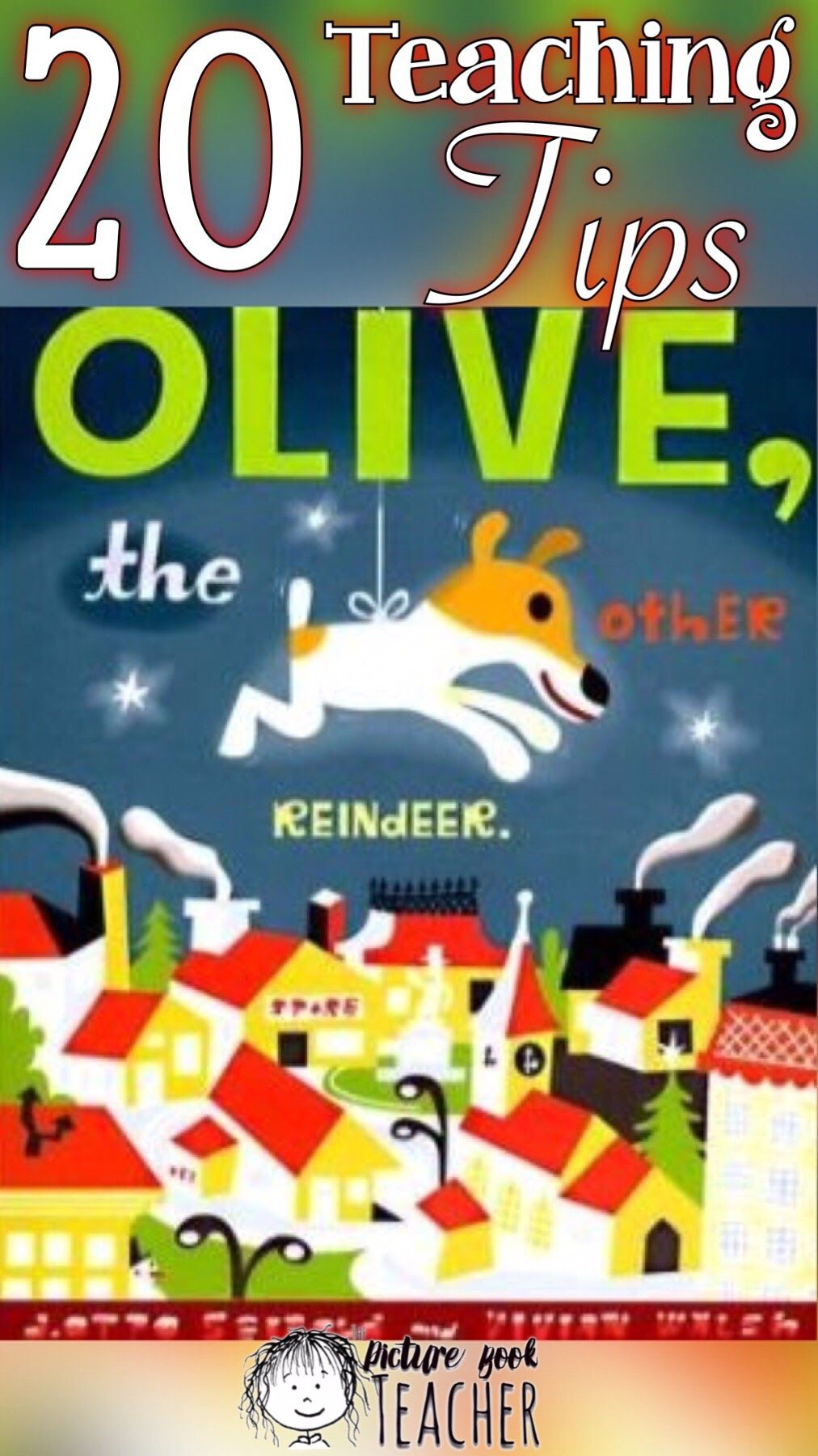 Olive, the Other Reindeer by Vivian Walsh - Teaching Ideas | Reading ...