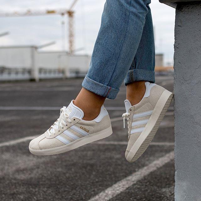adidas Gazelle W | Adidas gazelle women, Adidas gazelle ...