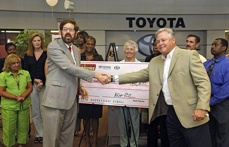 Palmers Toyota Mobile Alabama (AL)