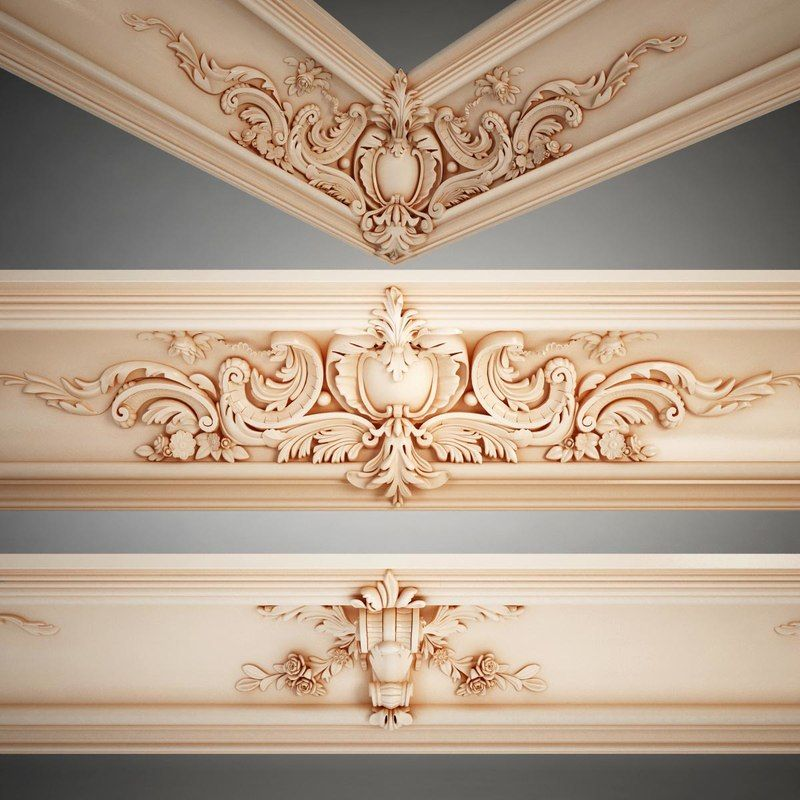 Crown Molding Painting Ceiling Tiles Collection