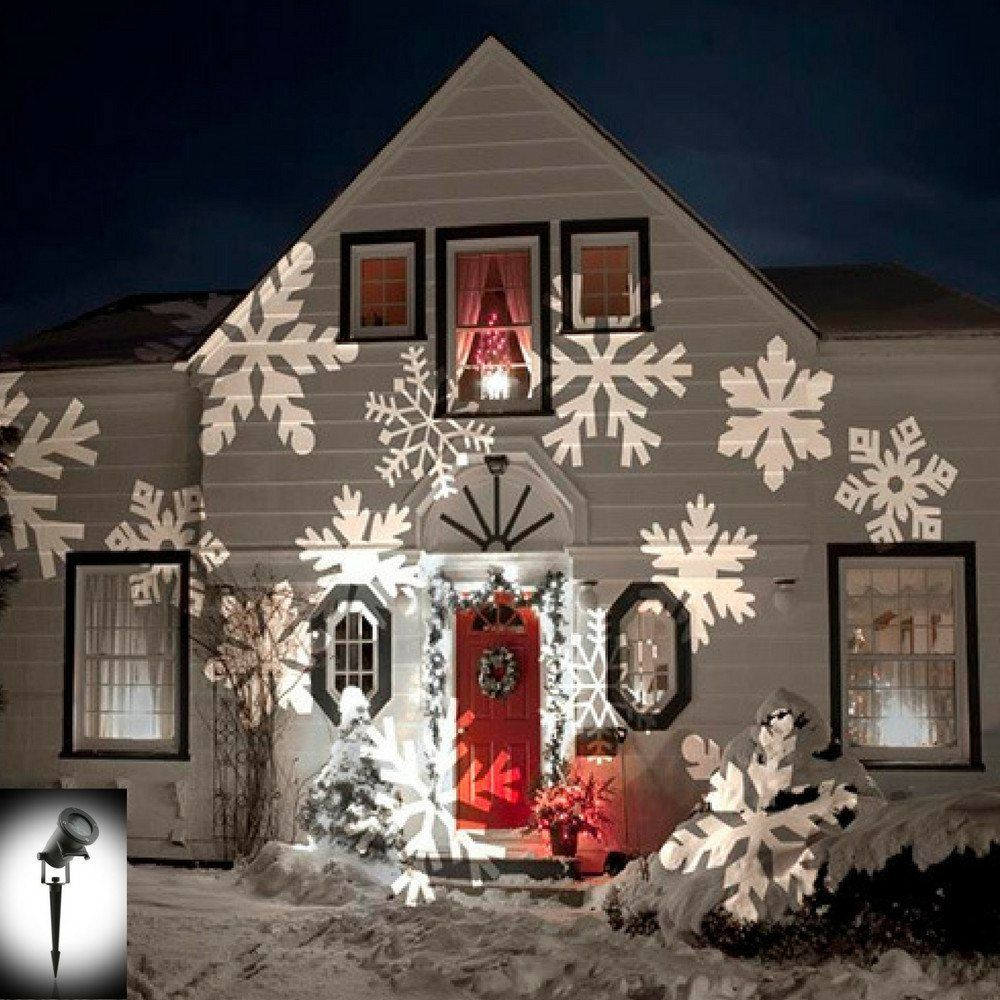 Night Stars Celebration Light Projector Outdoor Christmas Lights Christmas House Lights Christmas Decorations Diy Outdoor