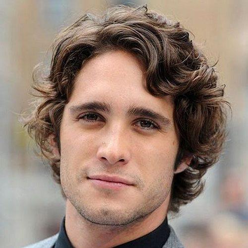 Mens Haircuts Google Search In 2020 Wavy Hair Men Medium Hair Styles Mens Hairstyles