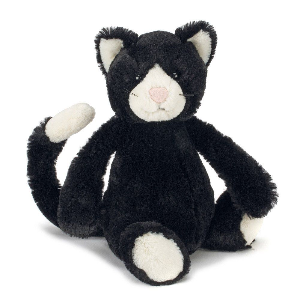 Reviewing Jellycat Stuffed Cats Black And White Kittens Jellycat Stuffed Animals White Kittens