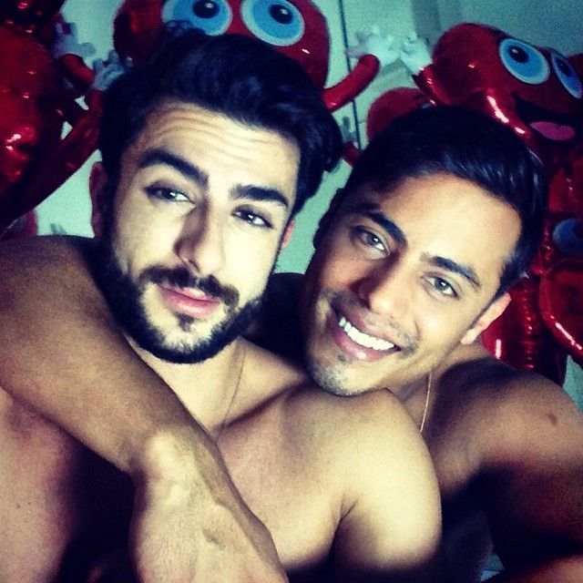 Brazillian terrace boys