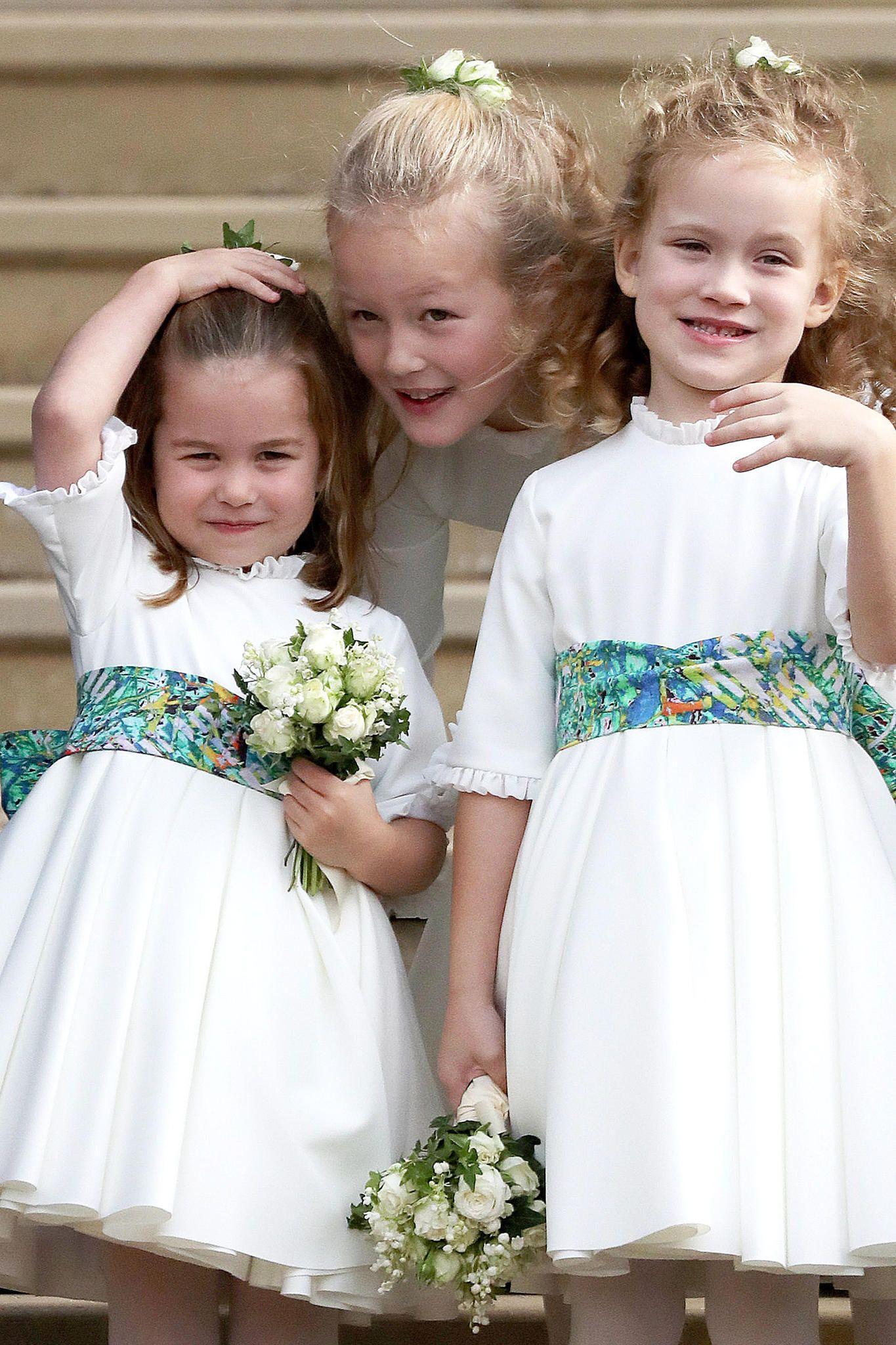 Prinzessin Eugenie Jack Brooksbank Die Schonsten Bilder Der
