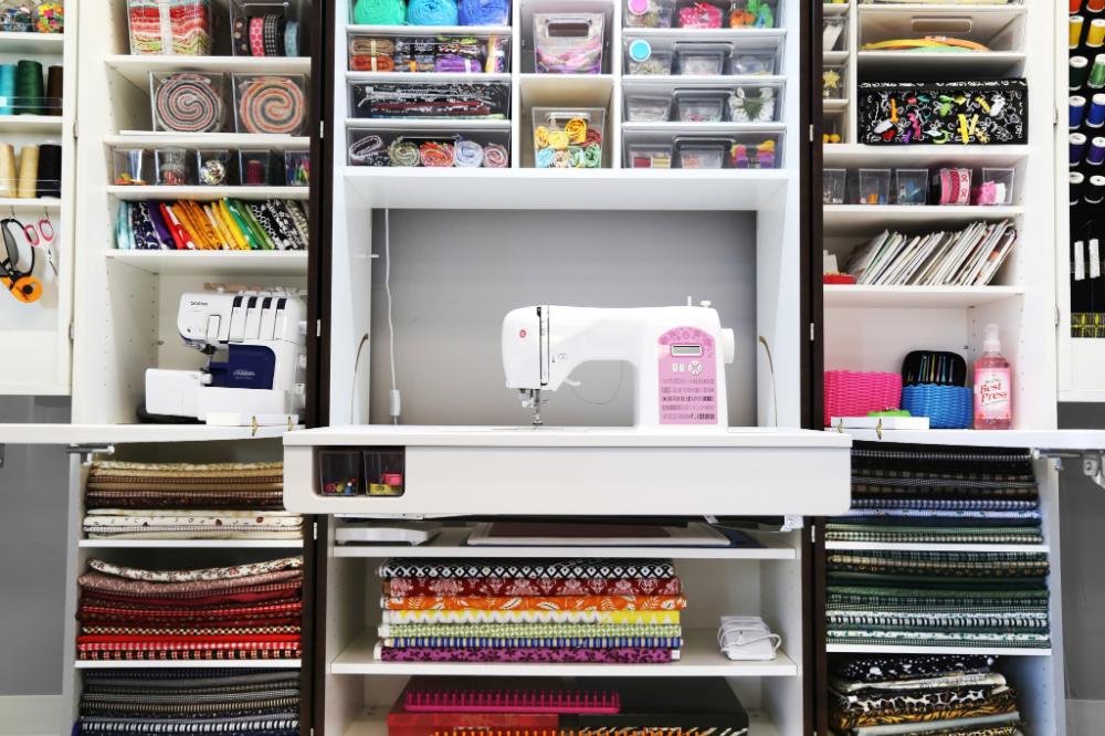 Design Magic Box Perfect Design Seuibf Sewing Room
