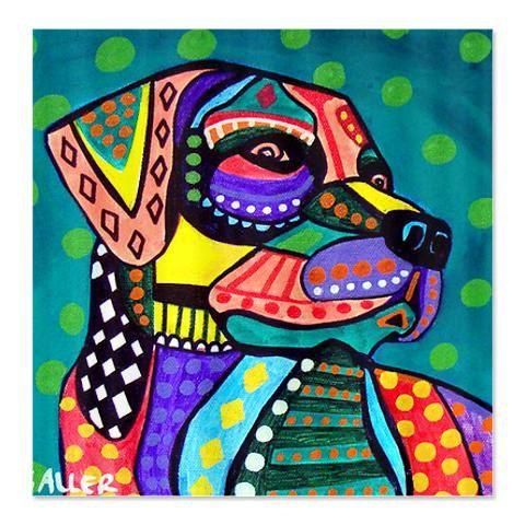 Labrador Retriever Art Shower Curtain, Dog Shower Curtains, Bathroom Decor,  Kid Or Adult