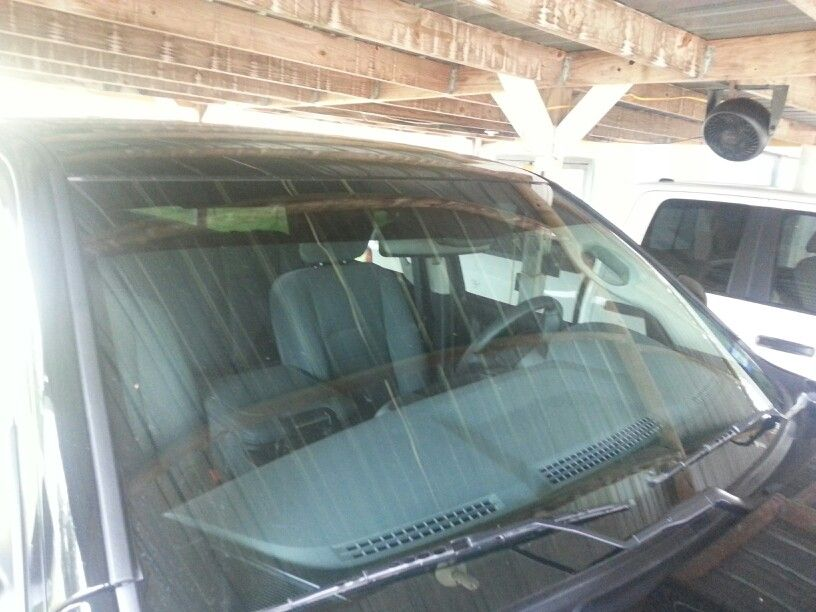 Window Tint On Audi Estate 5 Limo Black Darkest One We Do Call
