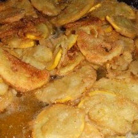 Fried Squash Recipe Recipe Yellow Squash Recipes Recipes Squash Recipes