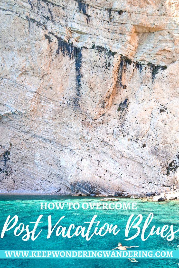 how to overcome post vacation blues post vacation blues vacation