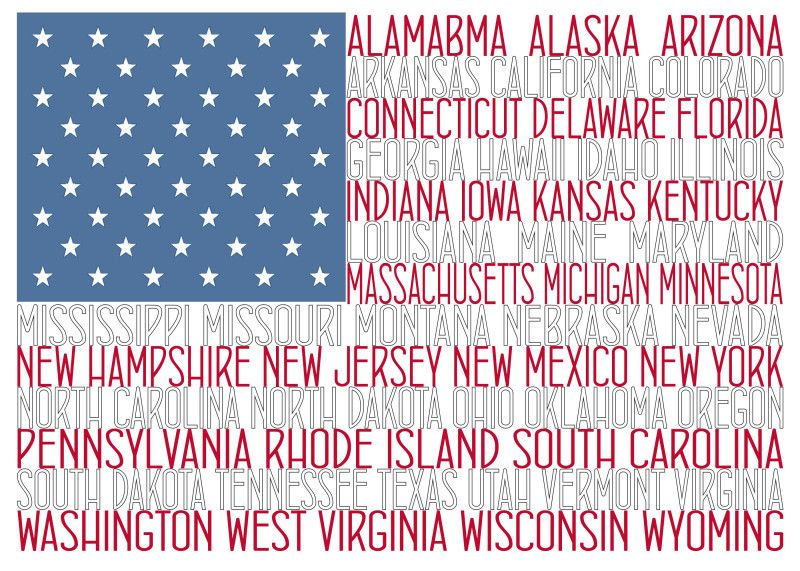 list of the 50 states in alphabetical order - Google Search ...  States Of America Alphabetical Order on