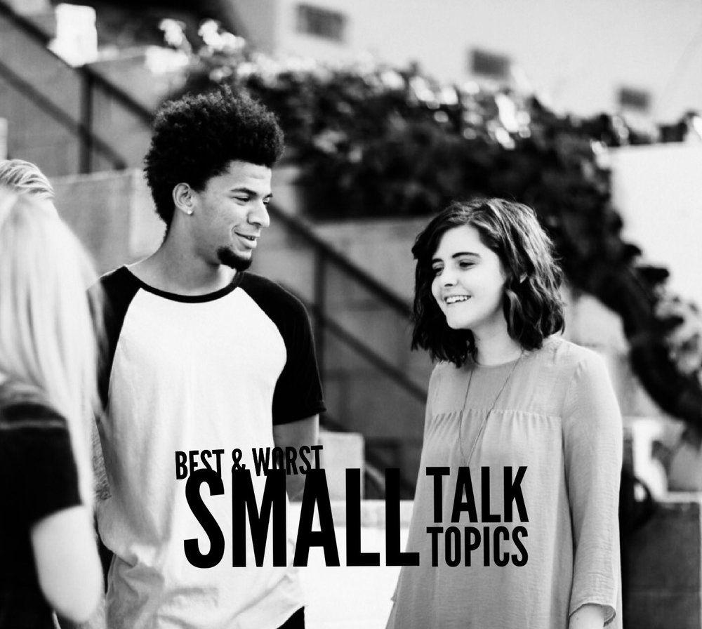 Hoe maak je Smalltalk online dating