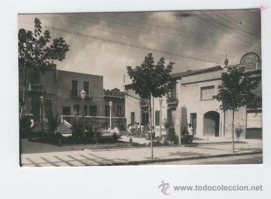Moncada Y Reixach Montcada I Reixac Plaza General Mola Años 50 Postales España Cataluña Moderna Desde 1940 Barcelona Provincia España Plaza Fotos