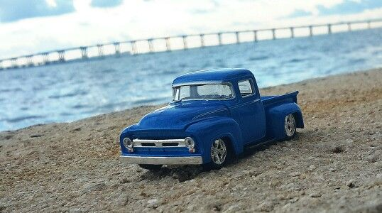 Brickell Bay Hot Wheels Ford Four Square