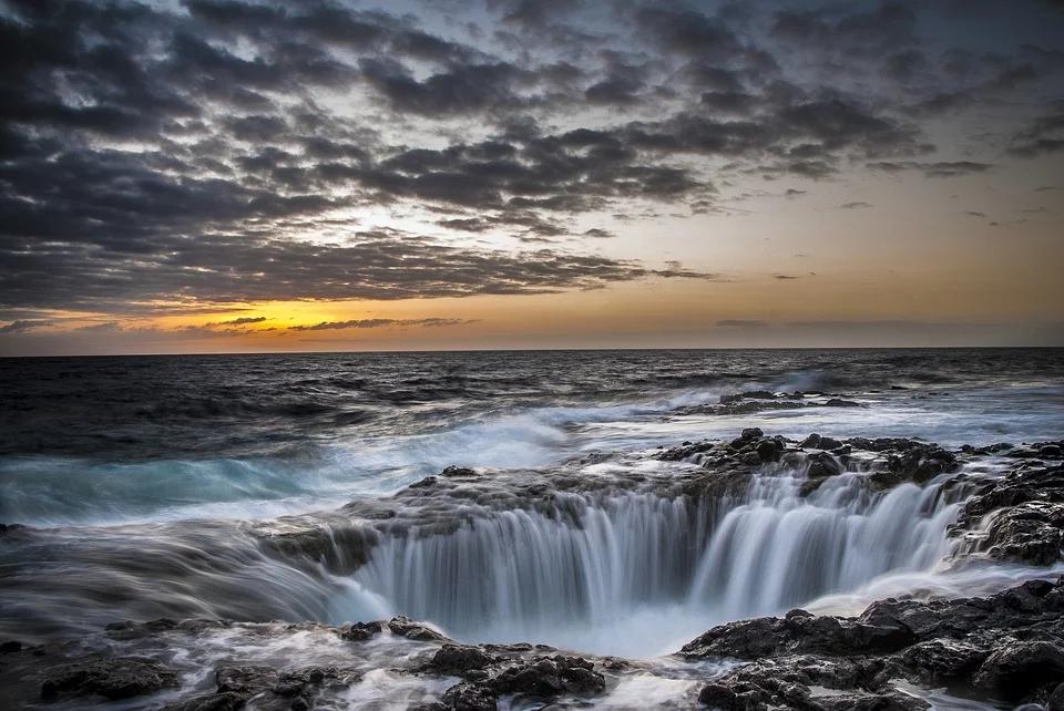 Imagem gratis no Pixabay Oceano, Praia, Mar, Água, Costa