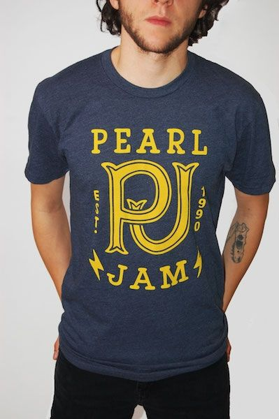 043790913768 New Pearl Jam T-Shirt. Must Have   Things I like   Pinterest   Pearl ...