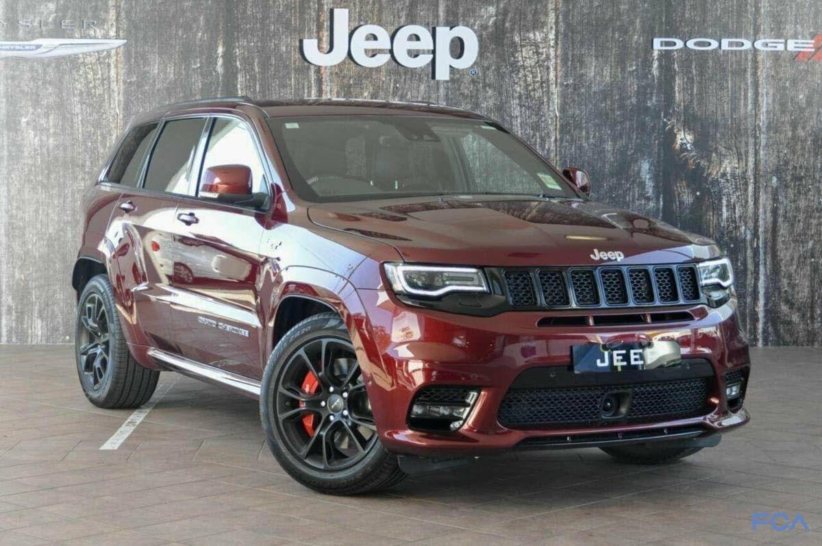 Pin De Mauricio Rueda En Jeep Srt En 2020 Autos Deportivos De