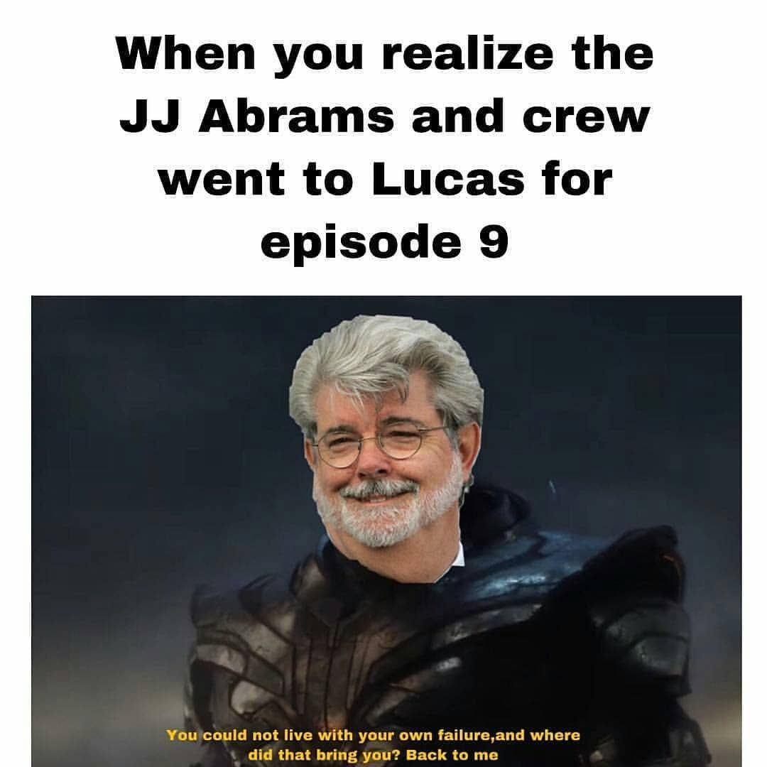 6 752 Likes 114 Comments Star Wars Explored Starwars Explored On Instagram Right Back To The Mast Star Wars Facts Funny Star Wars Memes Star Wars Humor