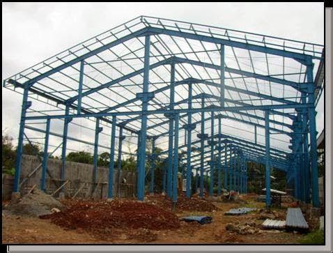 kontraktor baja ringan jakarta struktur profil kanal jasa bangunan