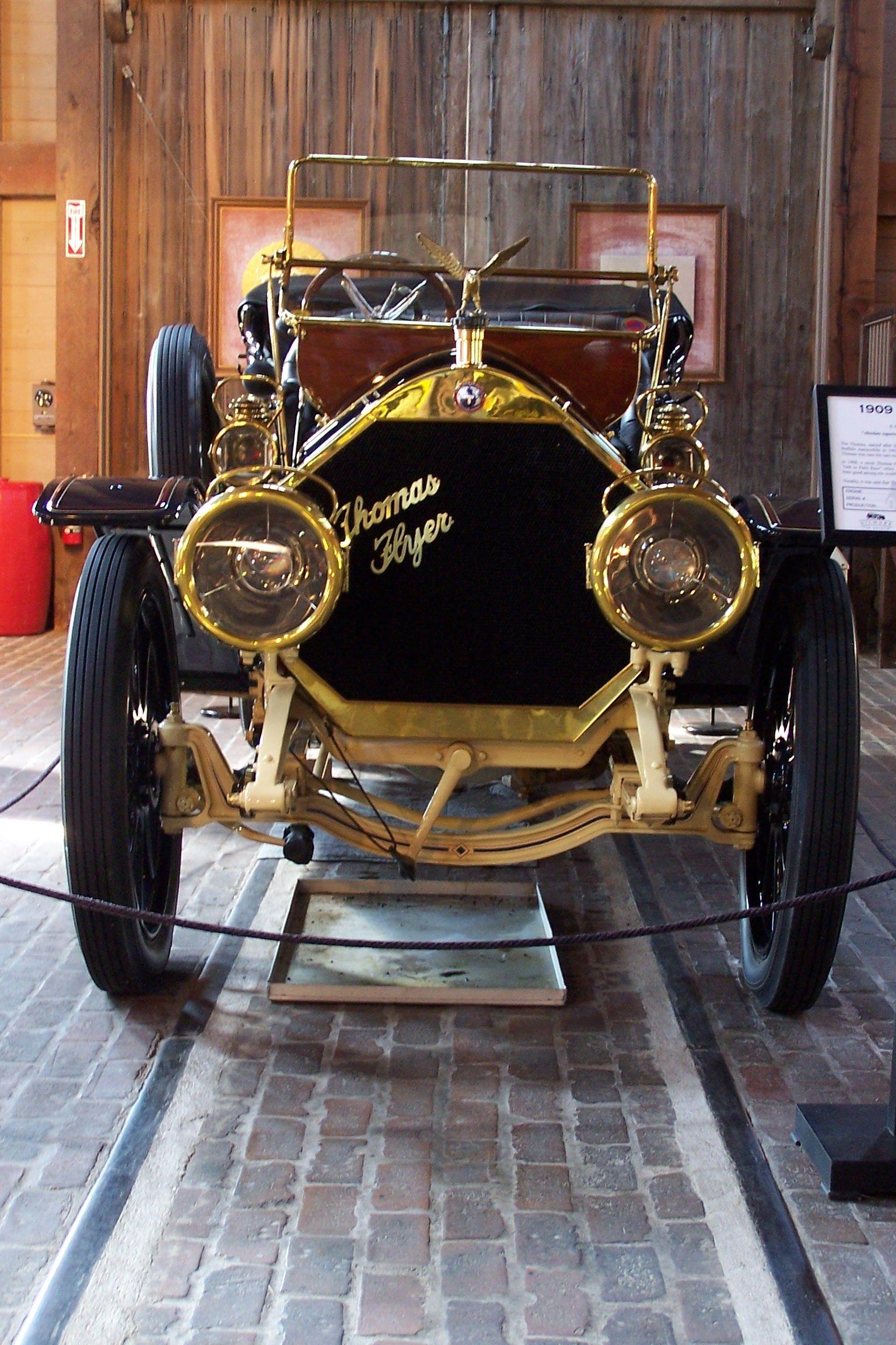 1909 Thomas Flyer | Autos Antiguos > 1769 al 1909 | Pinterest | alte ...