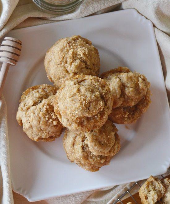 Easy Vegan Banana Muffins