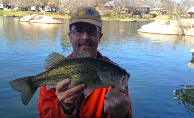 Cool Waters Rental House Offers The Best Fishing Spot On Lake LBJ.