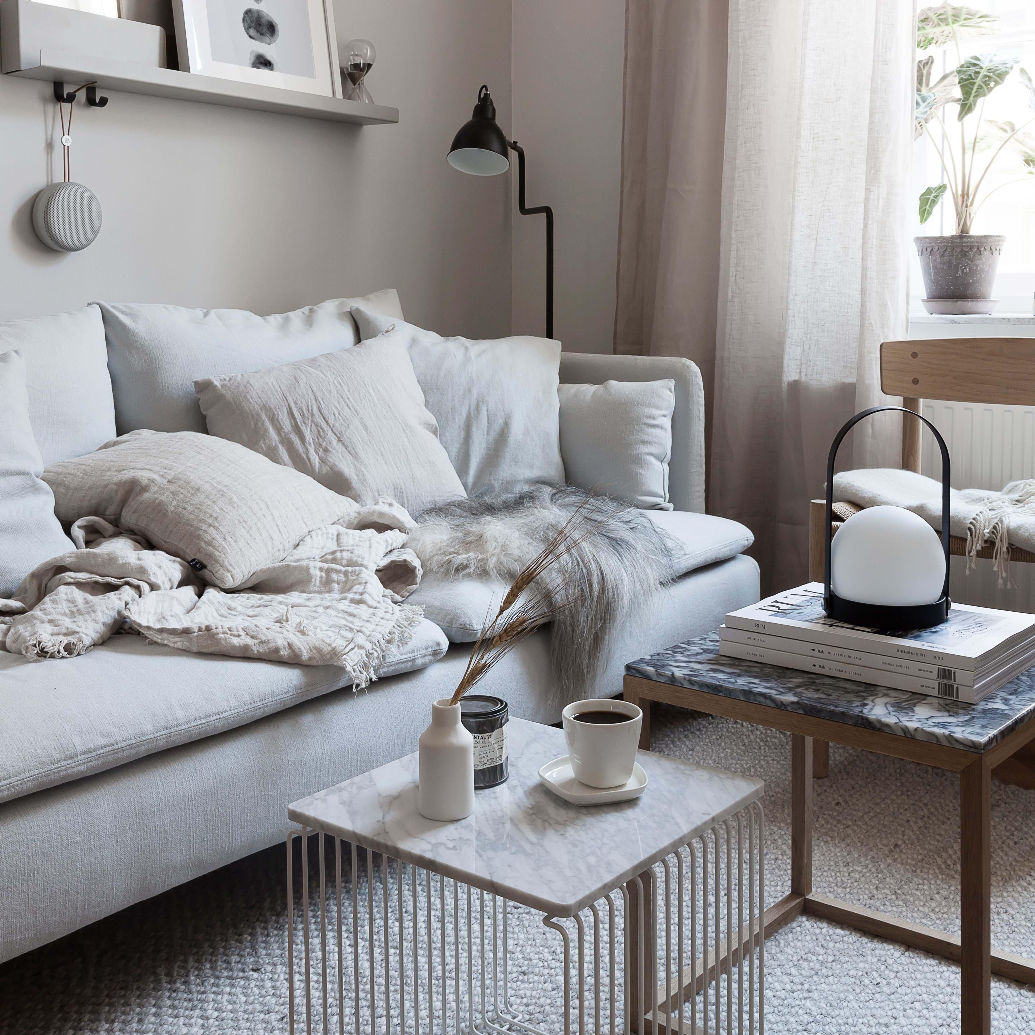 Coco Lapine Design S Ikea Soderhamn Sofa Style Makeover Bemz
