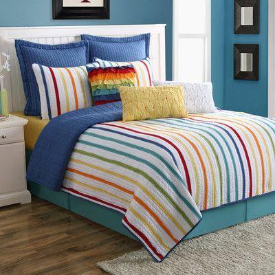 Fiesta Brand Bedding Baja Quilt Set Size: