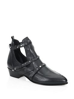 85029334534f Jimmy Choo - Harley 30 TLE Cutout Leather Booties