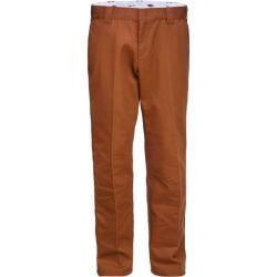 Dickies Pantaloni da lavoro in tessuto chino da uomo Pantaloni da lavoro slim fit Pantchocola Dickies Pantaloni da lavoro in tessuto chino da uomo Pantaloni da lavoro sli...