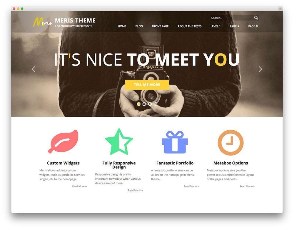 free portfolio templates