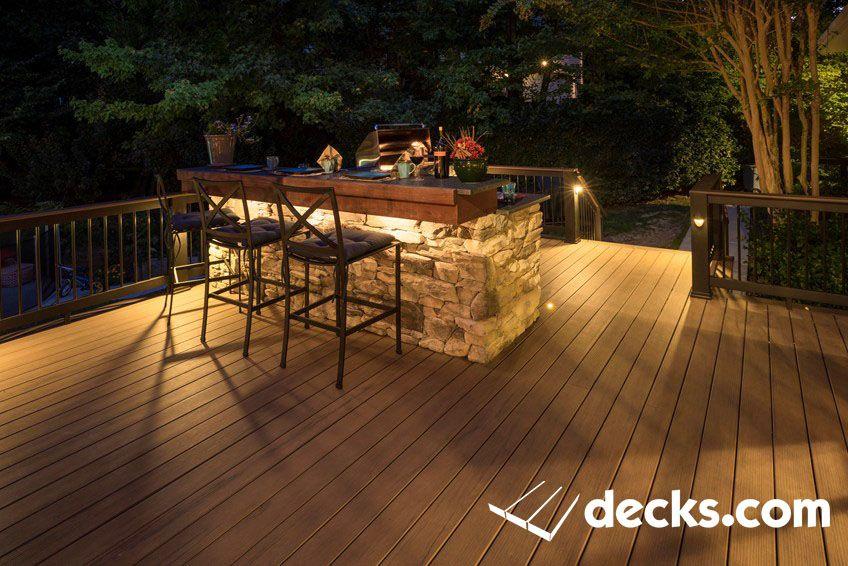 Ambient low voltage deck lighting decks pictures pinterest ambient low voltage deck lighting aloadofball Image collections