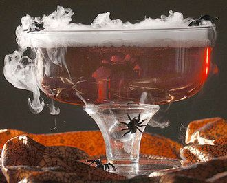 A little late, but 11 creepy cocktails to help you celebrate] Halloween