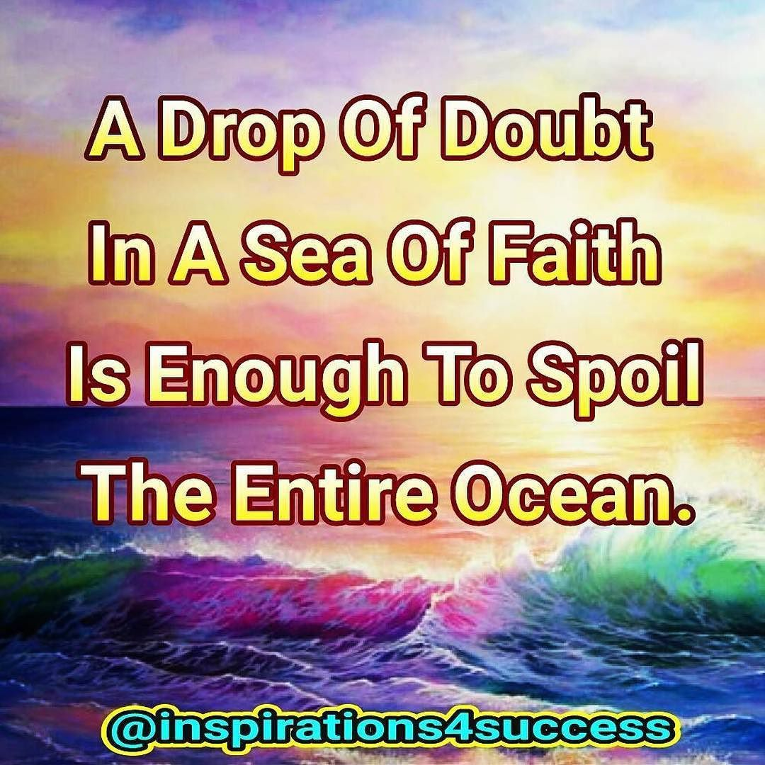 Your thoughts are more important than you realize. Never doubt  believe in miracles  keep the faith!!! #Repost @inspirations4success  You must have faith without a drop of doubt.   #IAM #ascendedmaster #descended #33 #annointed #holyspirit #christconsciousness #333 #spiritual #awakening #joy #love #inspiration #present #ascension #quotes #success #starseed #rainbowwarrior #lightworker #meditation #divine #guided #healing #instagood #thirdeye by turningofthetide