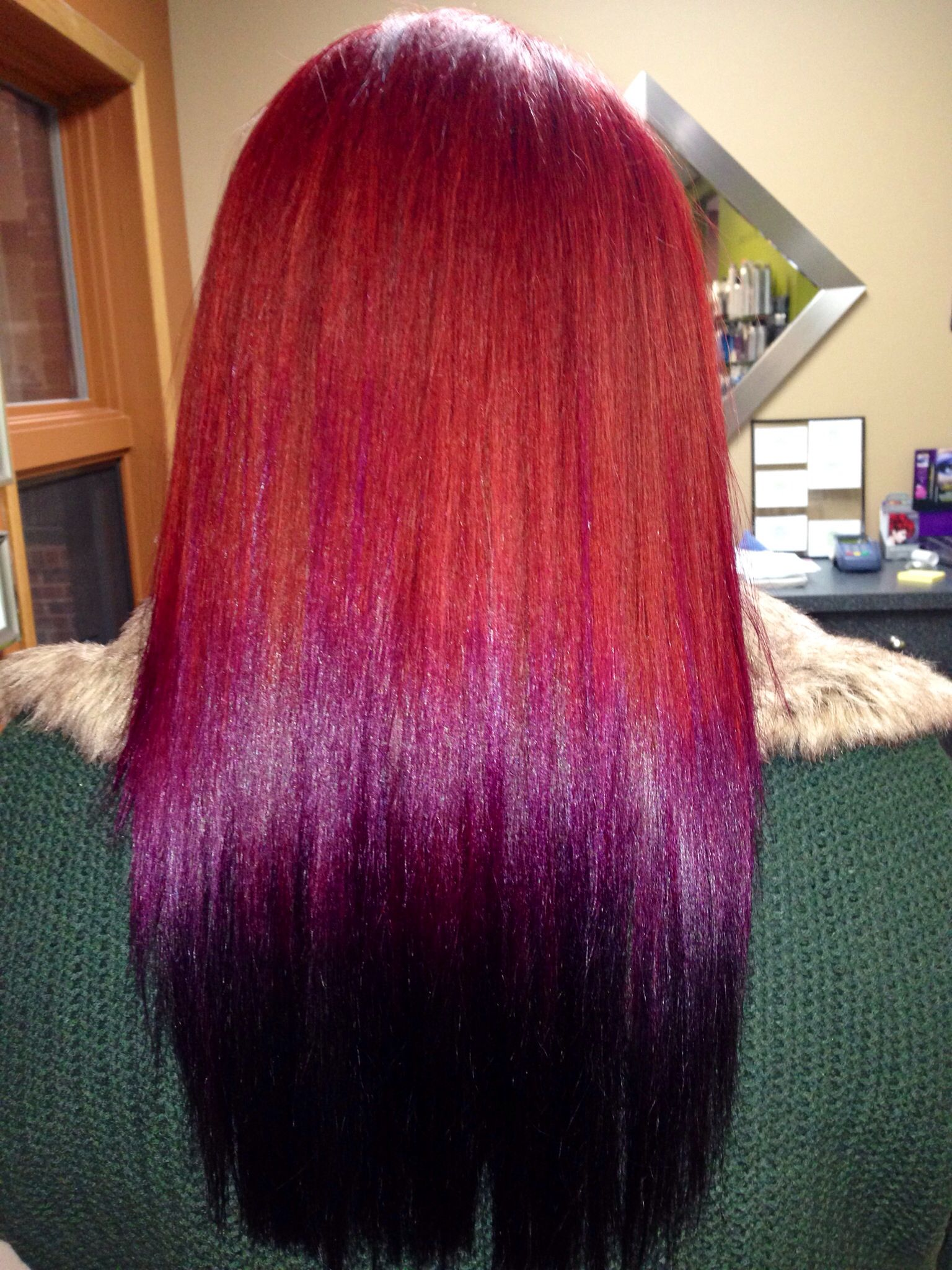 I Used Matrix Socolor Hdrr Amp 20vol Special Effects