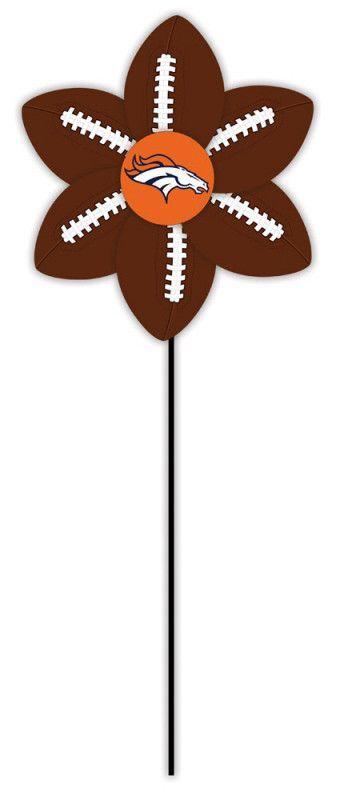 Denver Broncos Team Ball Spinner