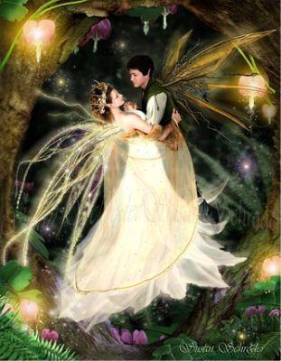 faerie pictures | fantasy faeries fairies Faeries DanceSusan SchroderFaeries Dance