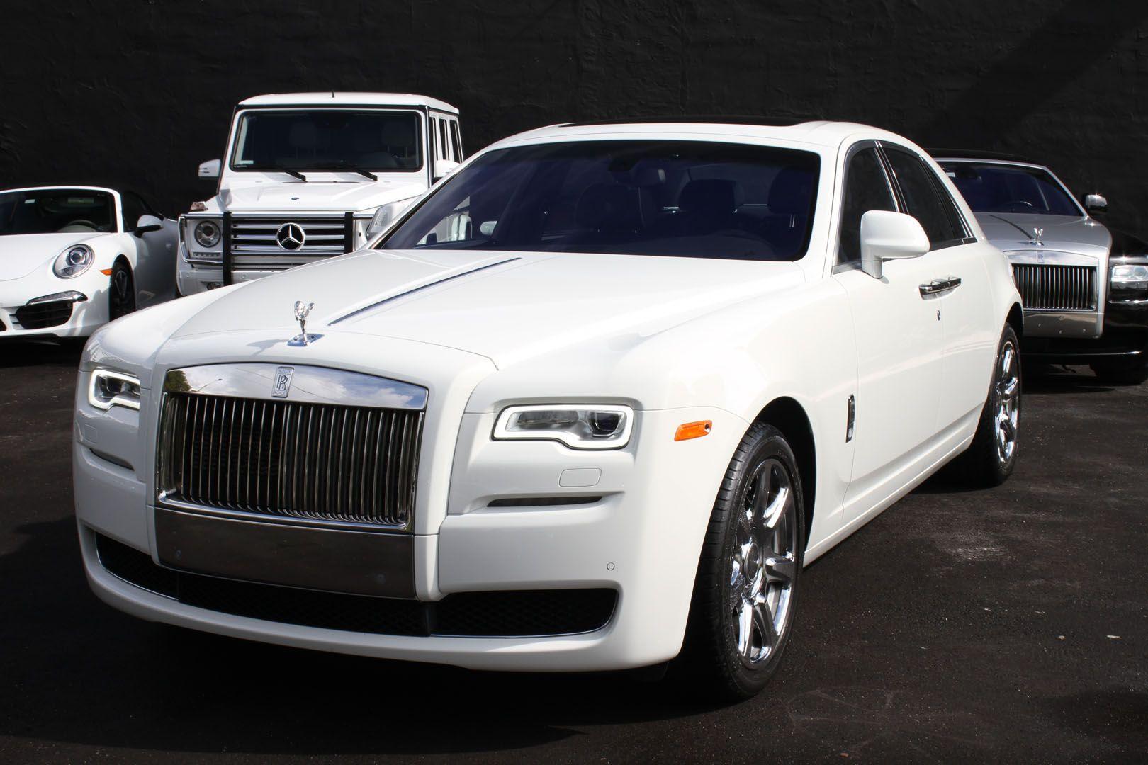 Photo of Rolls Royce Ghost