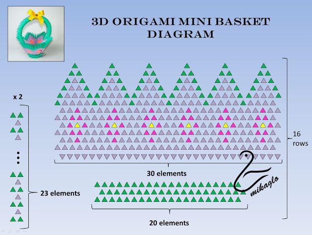 Pin En Origami