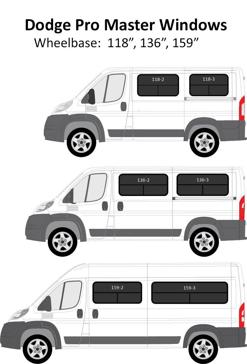 Ram Promaster Van Conversion Windows We Look Forward To
