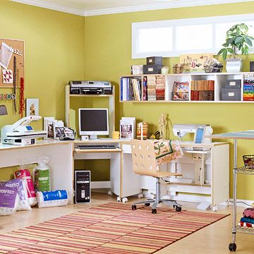 The Perfect Sewing Room Sewing Room Decor Sewing Room Design