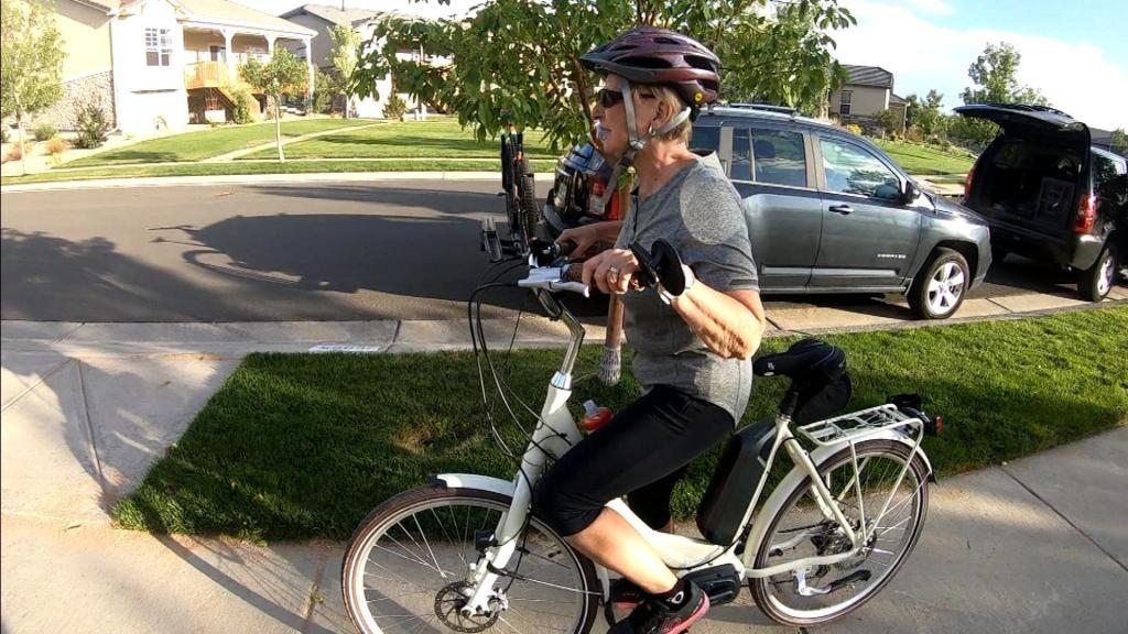 Denver E Bike Rider Hopes For Fewer Misunderstandings As National Rules Change Bike Rider Ebike Bike News