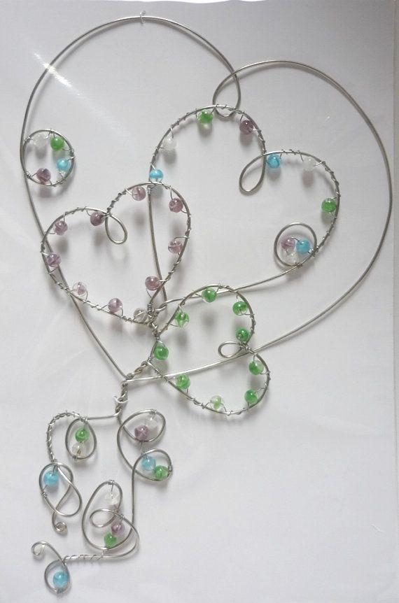 Wire Jig Patterns Heart - Dolgular.com