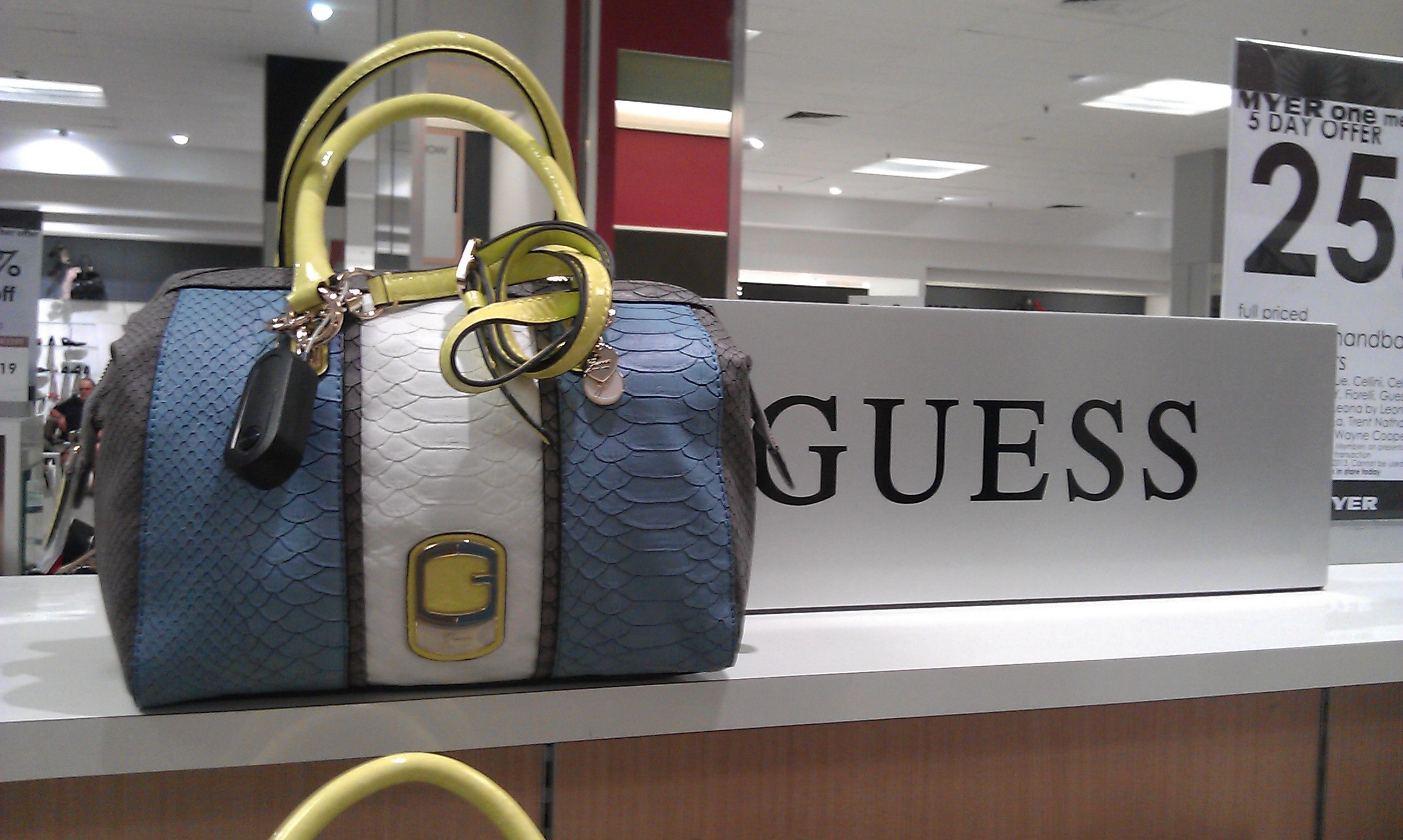Erin Myer Guess Bag 199 00
