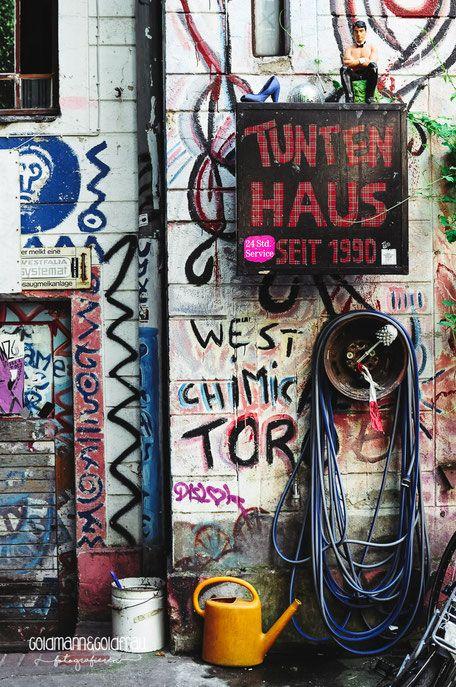 Berliner Hinterhofe In Prenzlauer Berg Berlin Hinterhof